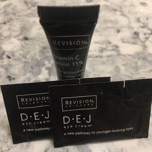 Revision Skincare Samples - DEJ Eye & Vitamin C
